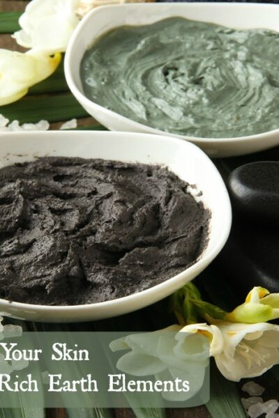 Detoxifying Your Skin With Ancient Mineral Rich Earth Elements - Sassy Townhouse Living