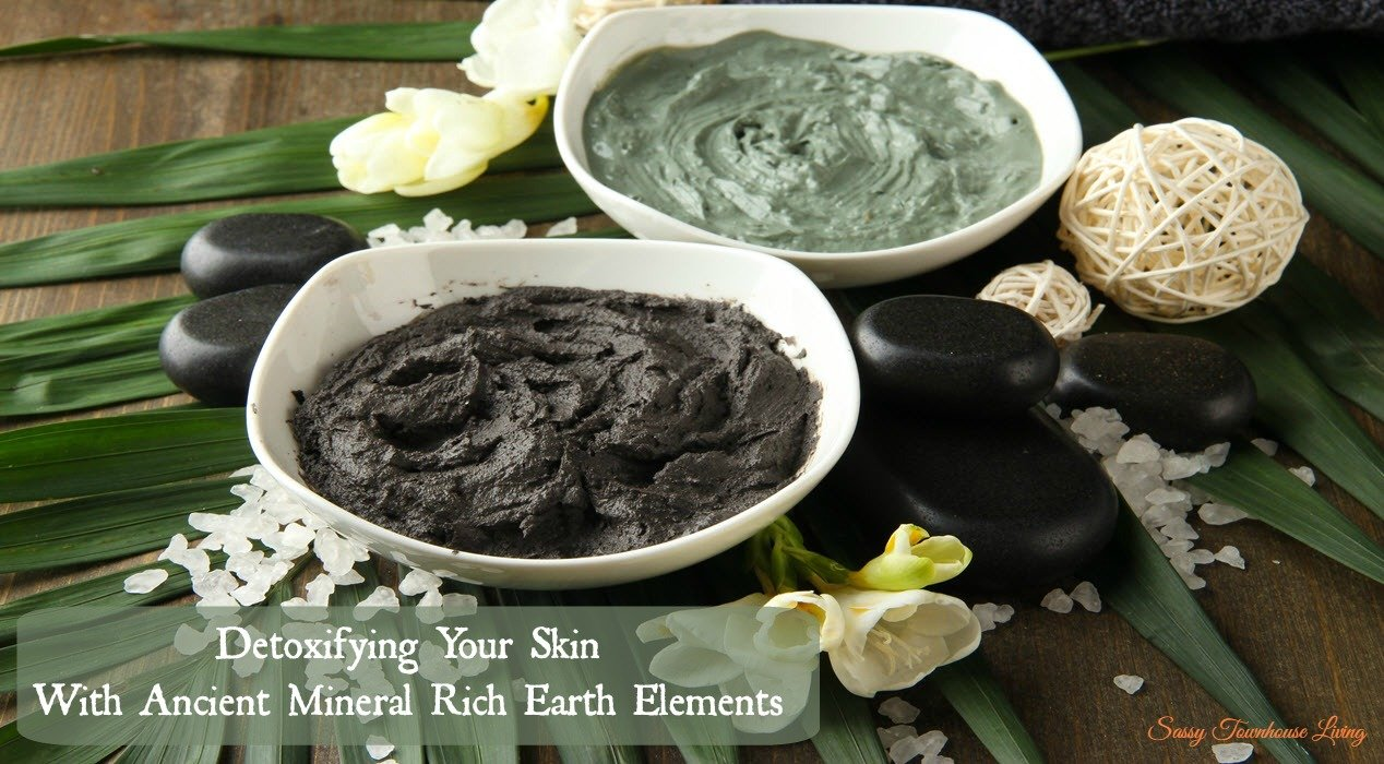 Detoxifying Your Skin With Ancient Mineral Rich Earth Elements