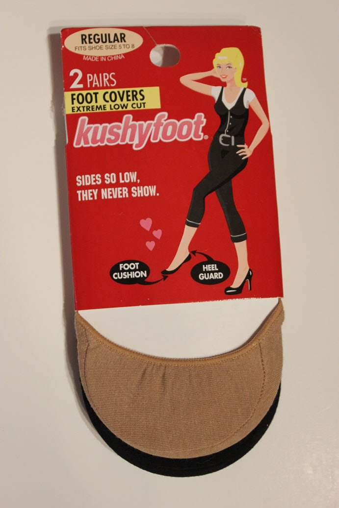 Kushy Foot Covers