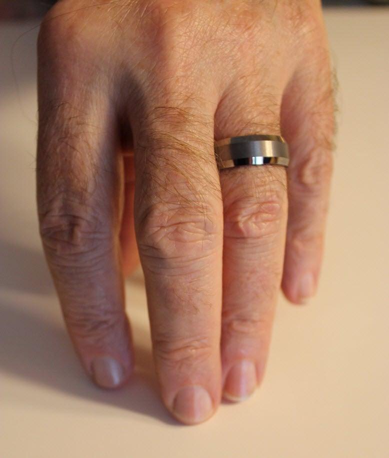 Odyssey Rings Wedding Band