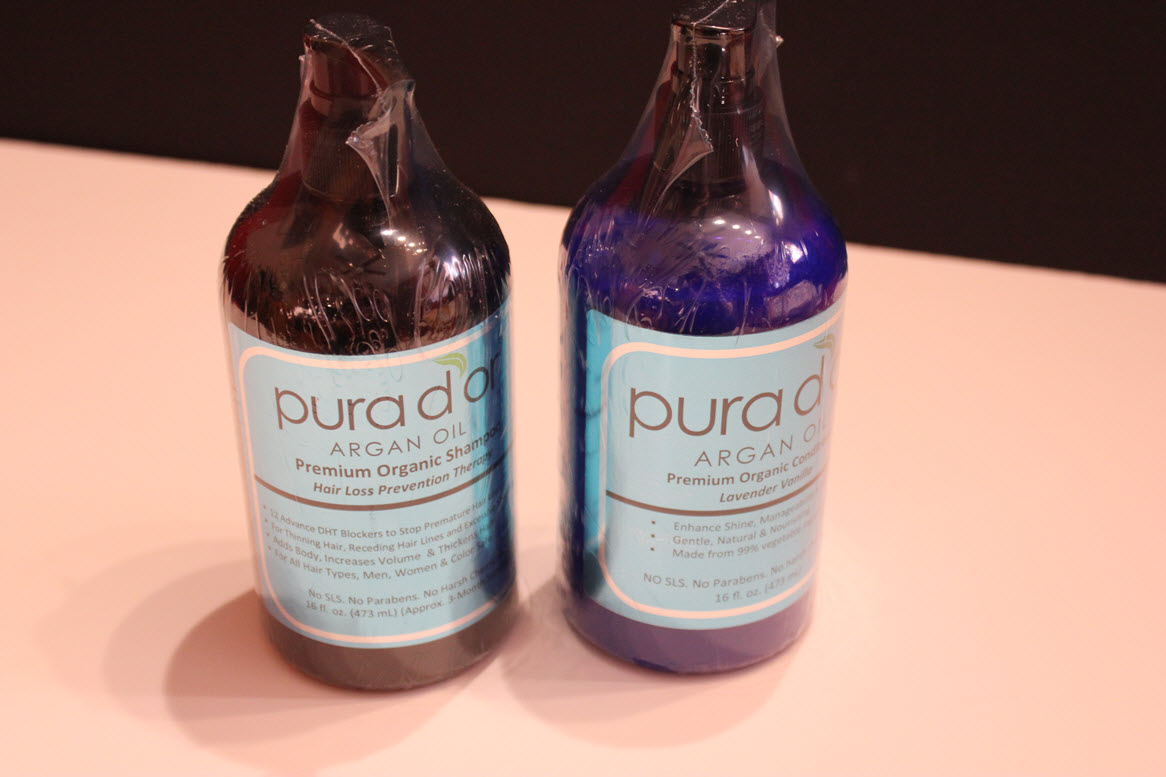 Pura d'or Premium Organic Argan Oil Shipped
