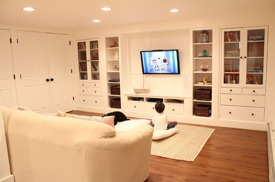 16 Stunning DIY Built-In Cabinets