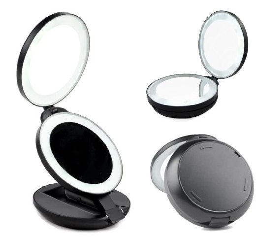Lightvie Makeup Travel Mirror