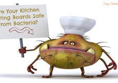 Are Your Kitchen Cutting Boards Safe From Bacteria - Sassy Townhouse Living