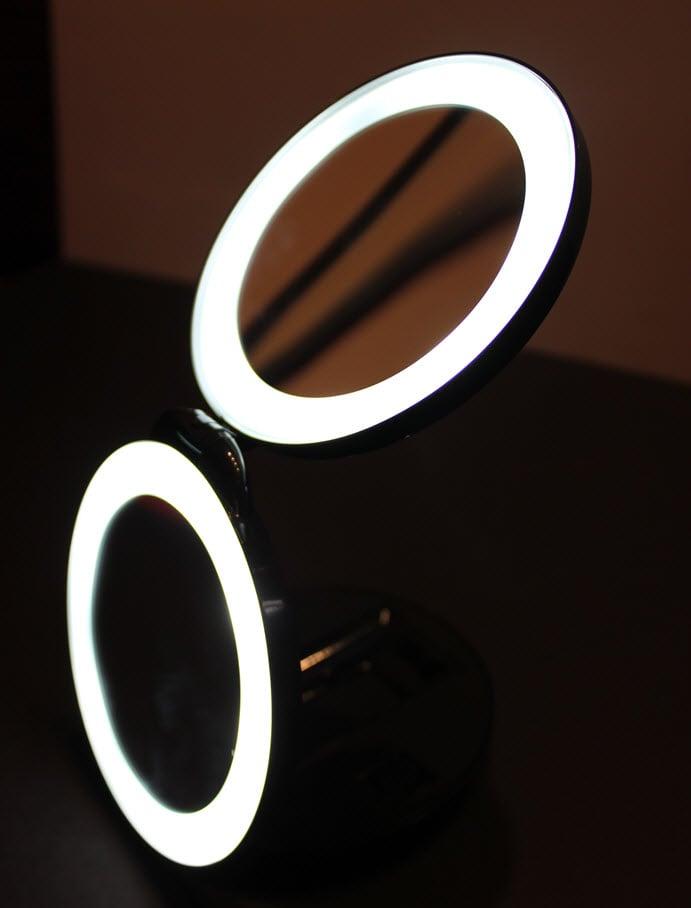 Lightvie Makeup Travel Mirror