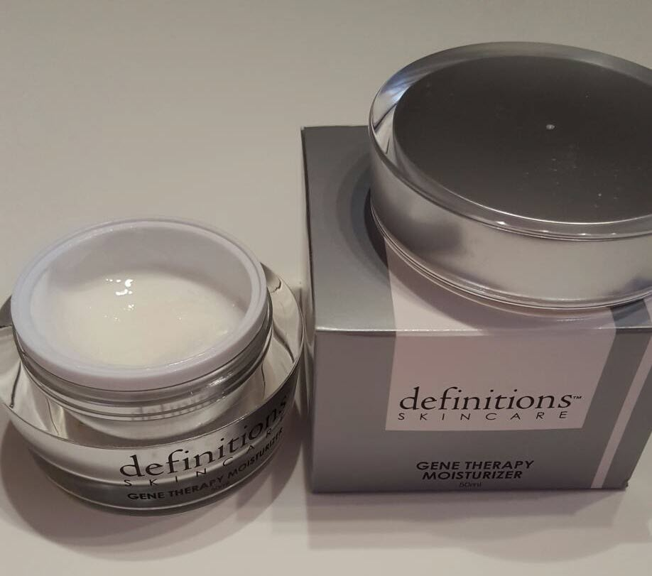 Definitions Skincare - Gene Therapy Moisturizer