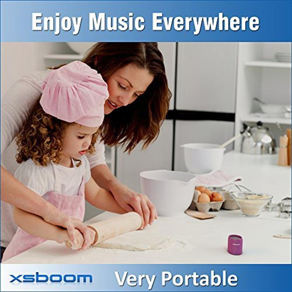 XSBOOM Mini Bluetooth Speaker