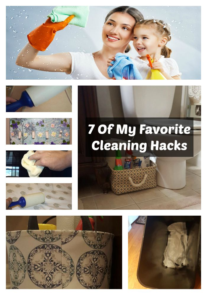 7 Of My Favorite Cleaning Hacks - Sassy Townhouse Living