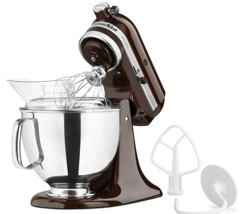 artisan® series 5 quart tilt head stand mixer