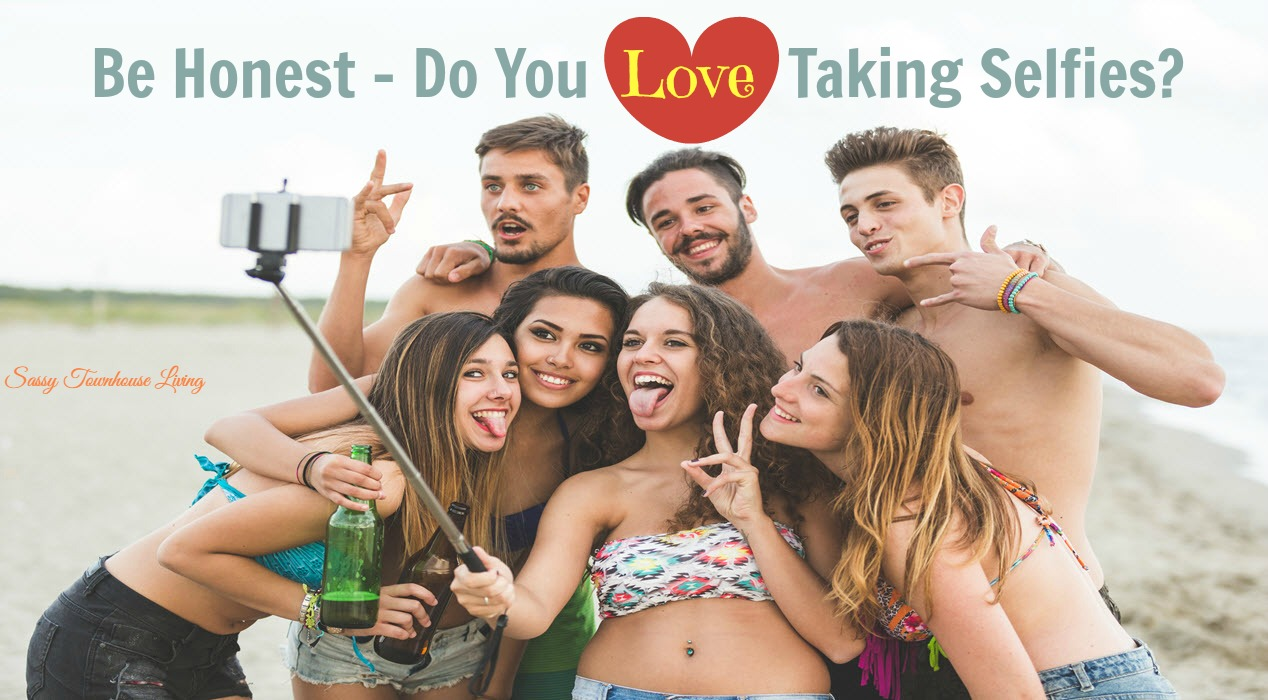 Be Honest – Do You Love Taking Selfies?