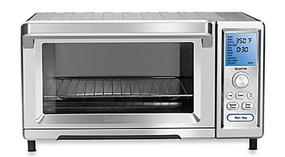 Best Countertop Convection Oven 2015 : cuisinart? chefs convection toaster oven