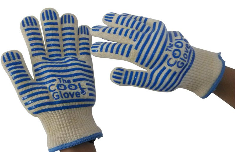 EkSel1 COOL Oven Gloves