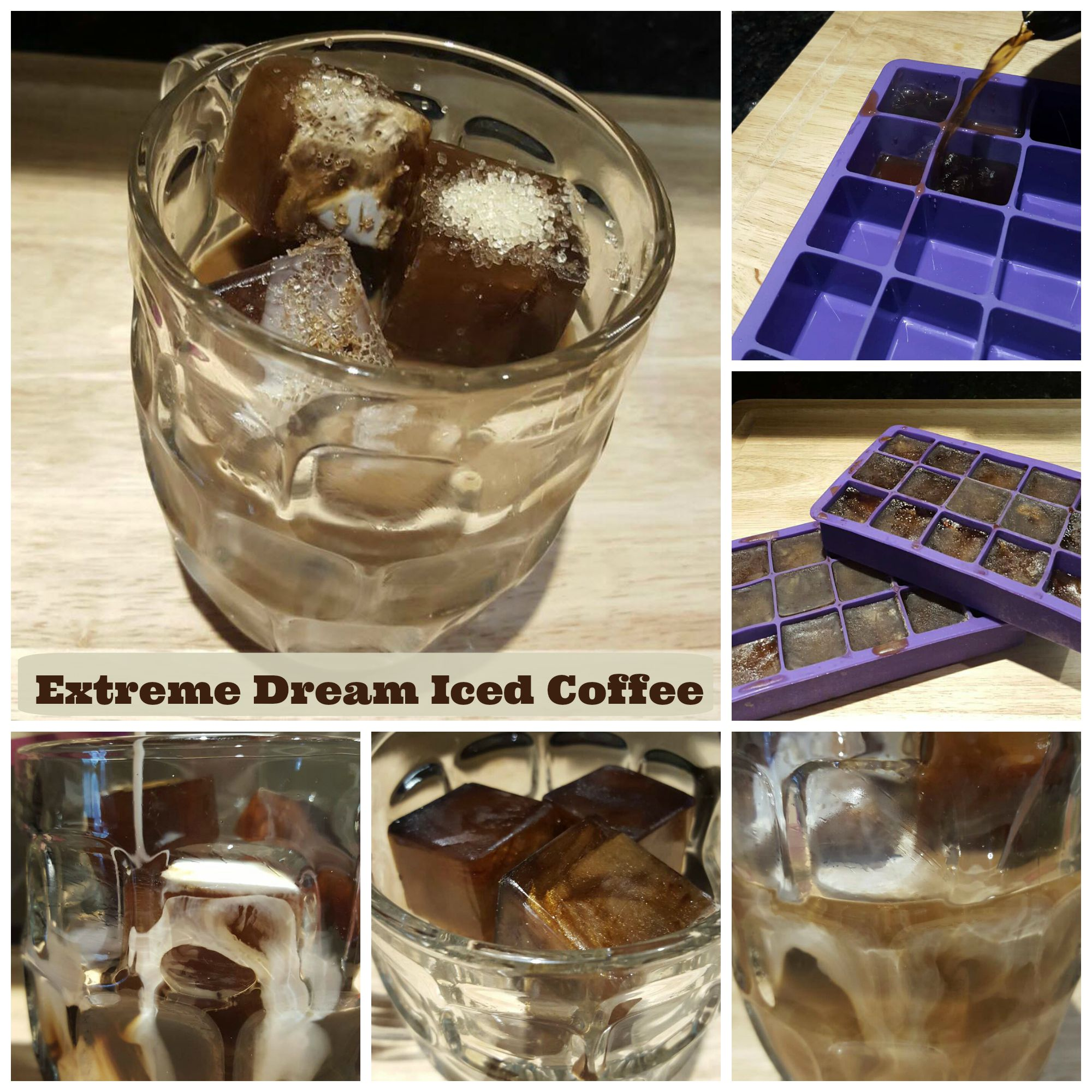 Extreme Dream Iced Coffee