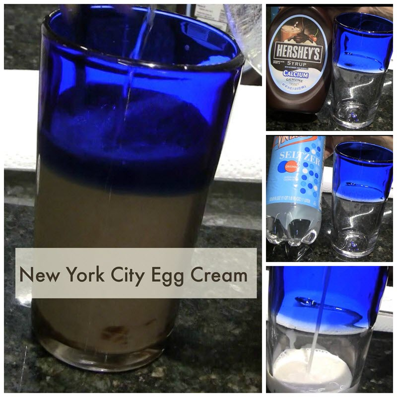 New York City Egg Cream