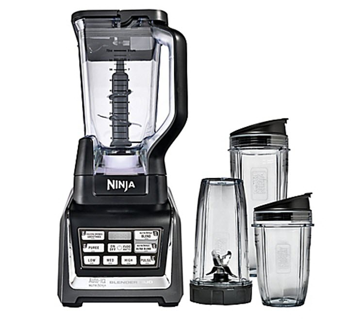 nutri ninja® duo blender with auto iq
