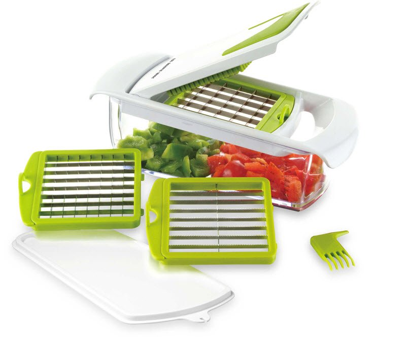 sharper image® 4 in 1 chop and slice