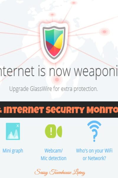The Best Bandwidth & Internet Security Monitor For Your Computer - Sassy Townhouse Living