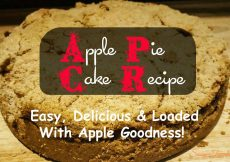 Apple Pie Cake Recipe - Easy, Delicious & Loaded With Apple Goodness! Sassy Townhouse Living