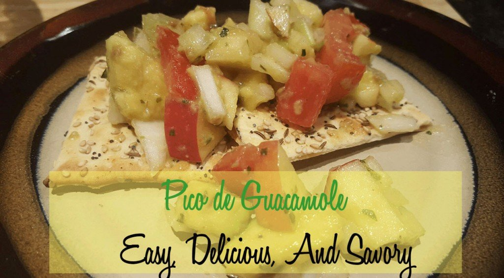 Pico de Guacamole Recipe - Easy, Delicious, And Savory