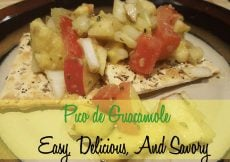 Pico de Guacamole Recipe - Easy, Delicious, And Savory - Sassy Townhouse Living