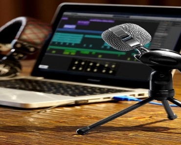 4 Reasons Why You Need A Studio Recording Microphone