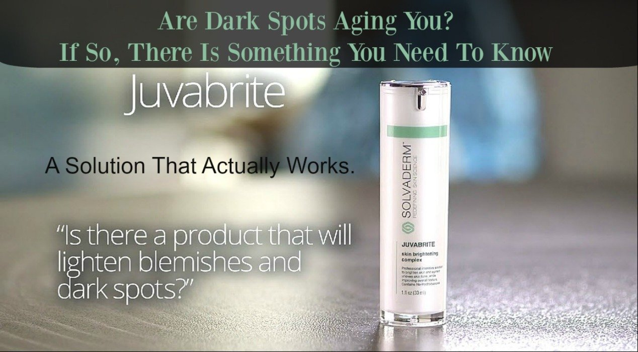Are Dark Spots Aging You? If So There Is Something You Need To Know