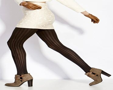 How To Look Stylish And Keep Your Legs Warm