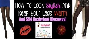 How To Look Stylish And Keep Your Legs Warm And Giveaway! Sassy Townhouse Living