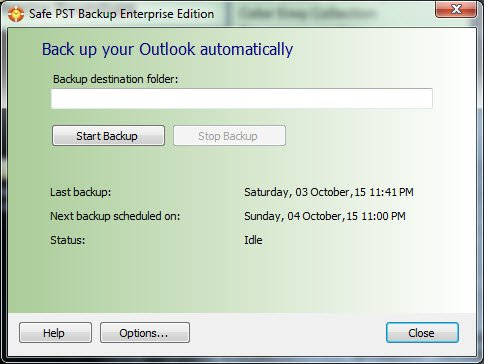 Synchronize Your Microsoft Outlook PST Files Easily!