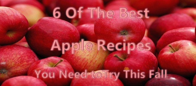 6 Of The Best Apple Recipes You Need to Try This Fall Sassy Townhouse Living