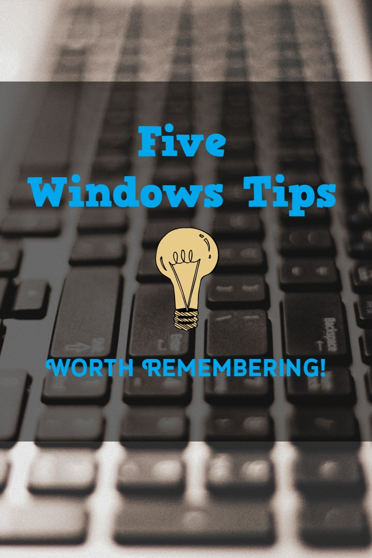 Five Windows Tips Worth Remembering_Sassy Townhouse Living