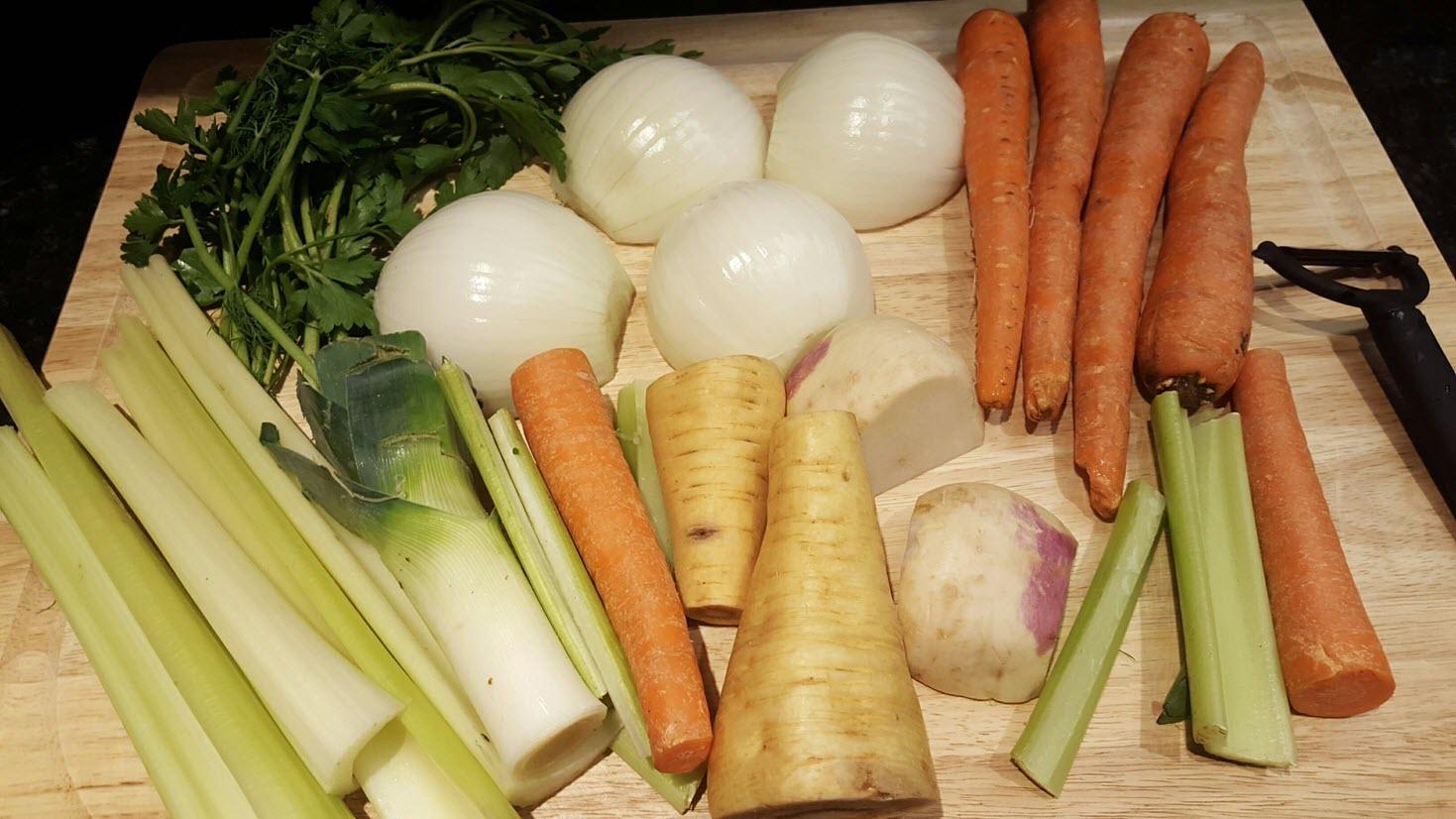 Prep Veggies