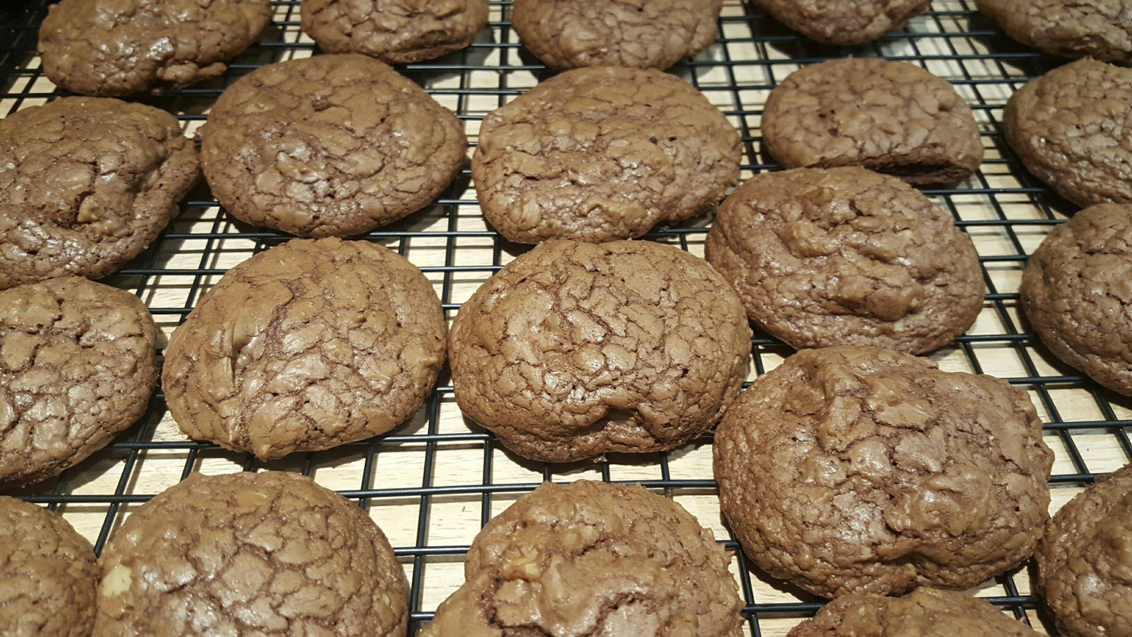 The Ultimate Chocolate Brownie Cookie Recipe