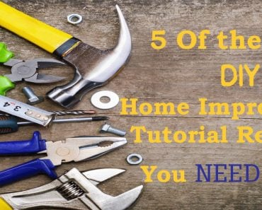 5 Of the Best DIY Home Improvement Tutorials You NEED To See_Sassy Townhouse Living