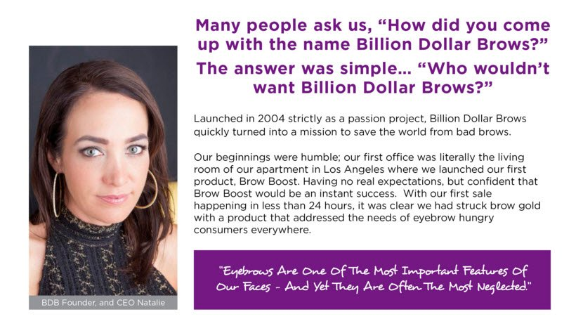 Holy Brow! How To Get Billion Dollar Brows Everytime