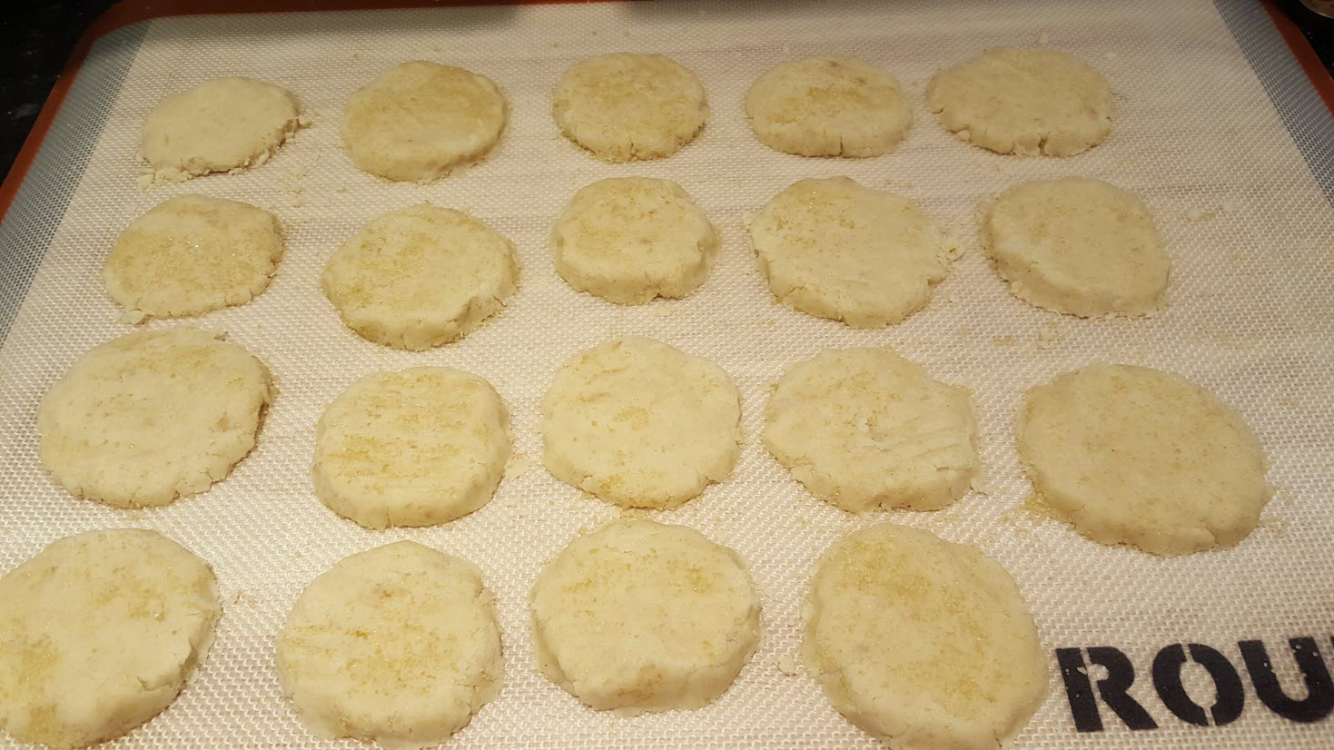 Chocolate Dipped Shortbread Cookies Recipe Sassy