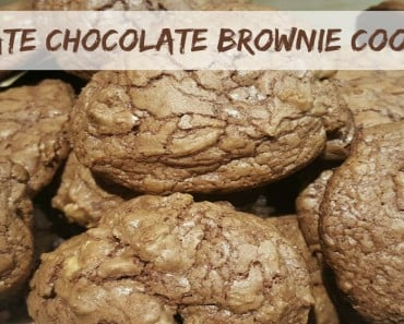 The Ultimate Chocolate Brownie Cookie Recipe - Sassy Townhouse Living