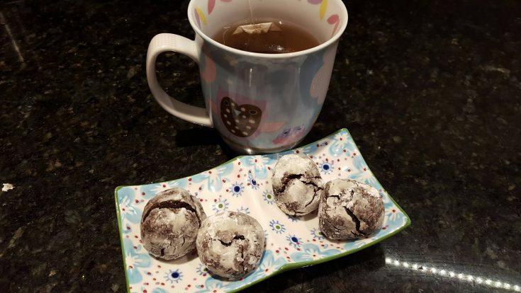 Chocolate Crinkle Cookie Recipe – Little Pops Of Pleasure