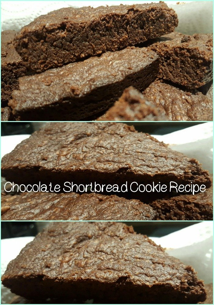 Chocolate Shortbread Cookie Recipe_Sassy Townhouse Living