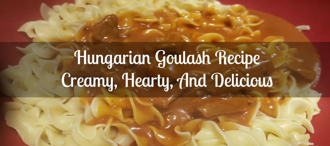 Hungarian Goulash Recipe_Sassy Townhouse Living