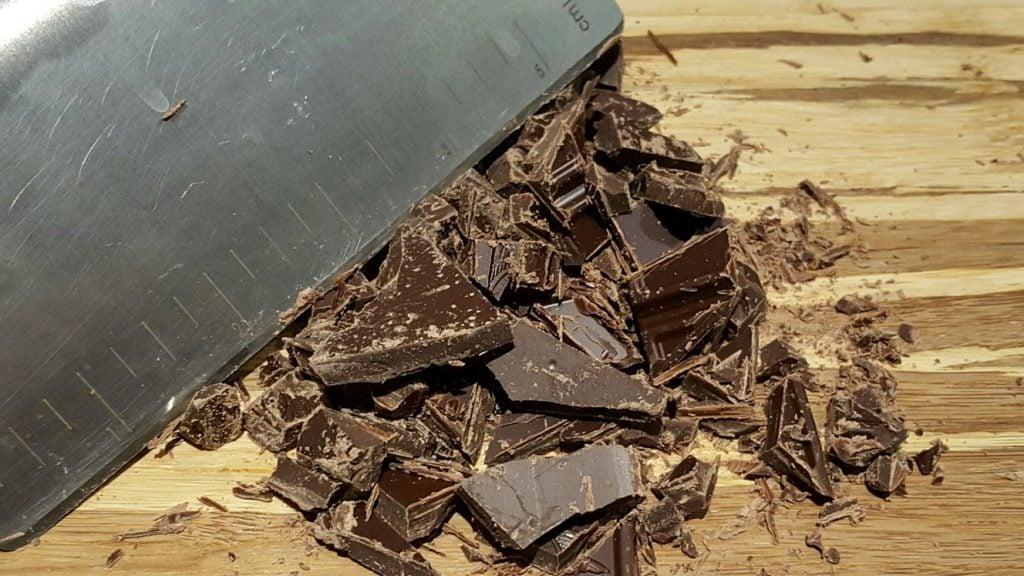 Chocolate Pound Cake With Chocolate Ganache