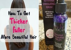 How To Get Thicker, Fuller More Beautiful Hair featured