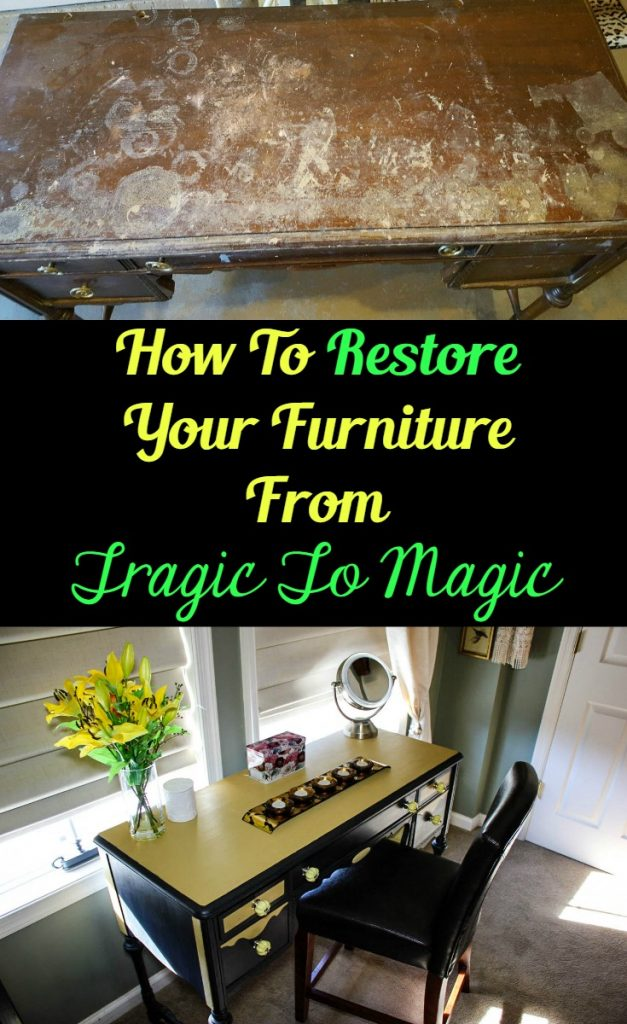 How To Restore Your Furniture From Tragic To Magic_Sassy Townhouse Living