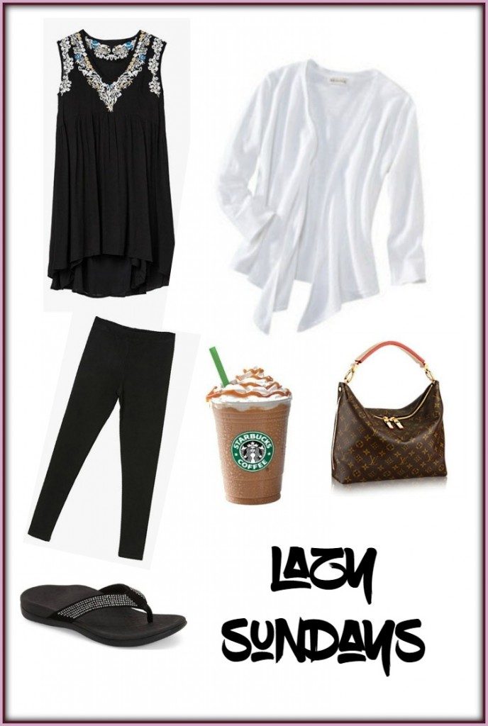 Tthe Most Comfortable And Chic Lazy Sunday Outfits