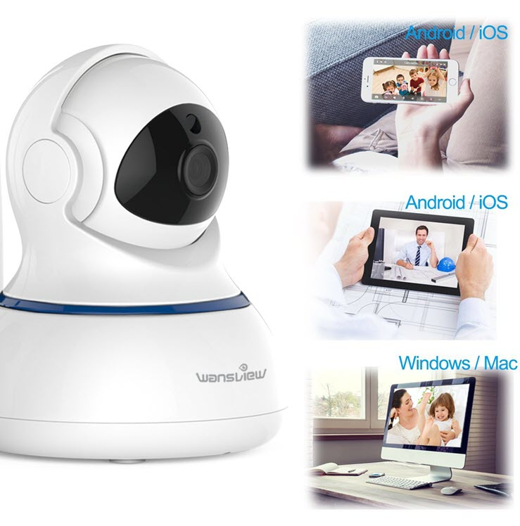 My Favorite Gadget Of The Week – WiFi Wireless Security Camera