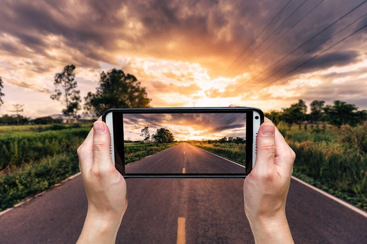 10 Killer Tricks To Boost Your Smartphone Photography