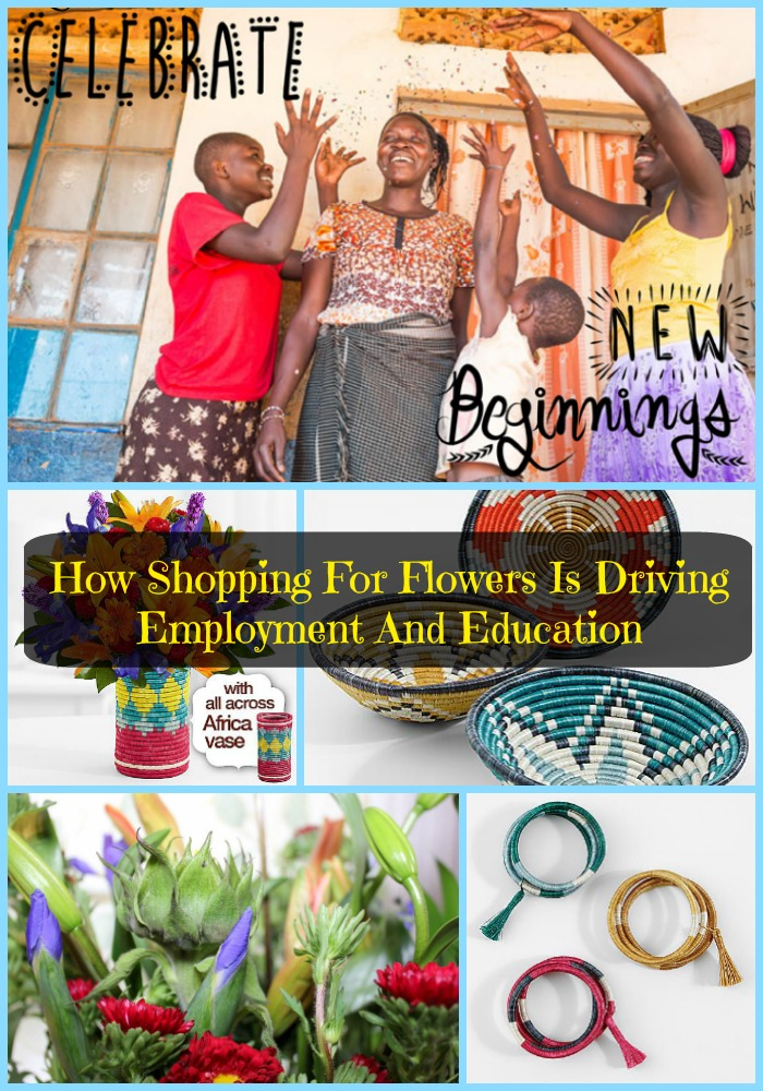 How Shopping For Flowers Is Driving Employment And Education-Sassy Townhouse Living