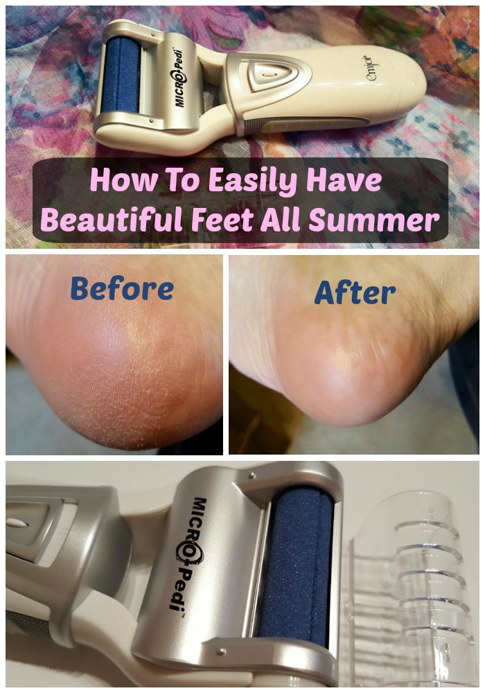 How To Easily Have Beautiful Feet All Summer - Sassy Townhouse Living