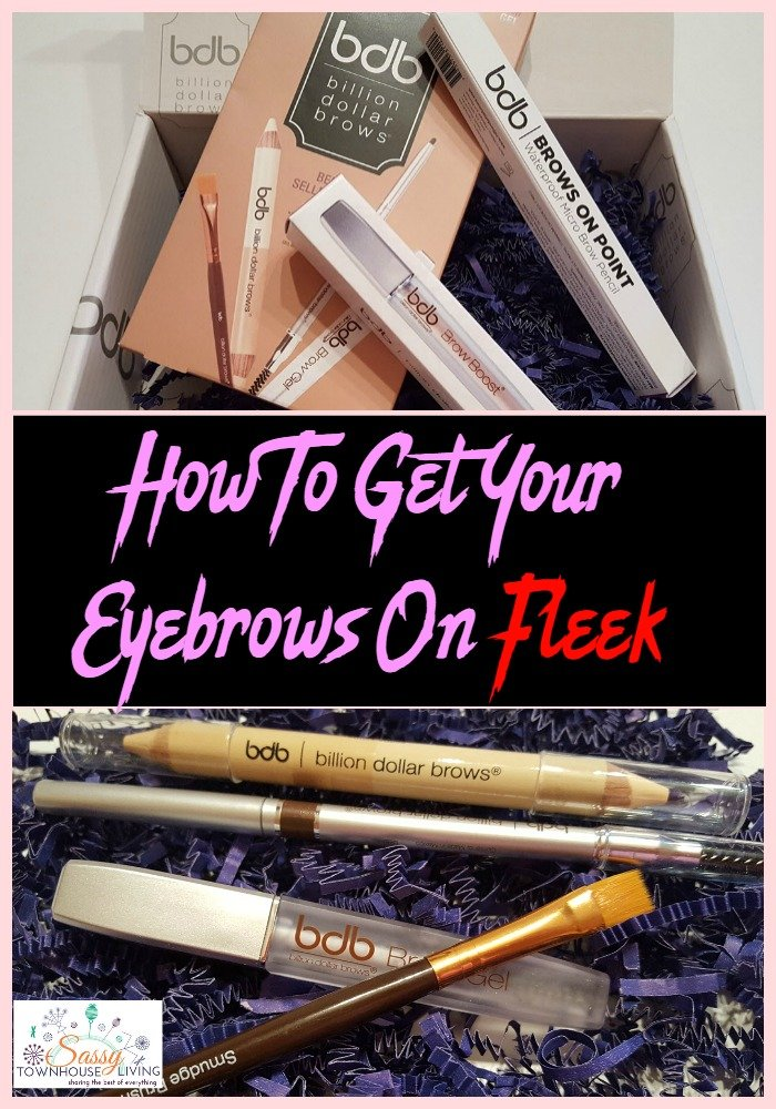 How To Get Your Eyebrows On Fleek-Sassy Townhouse Living