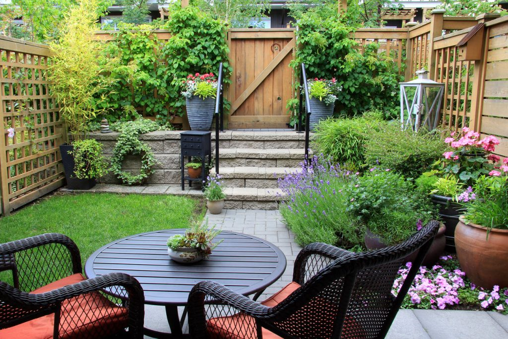 Making The Most Of A Small Backyard